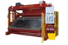 Обладнання для виробництва лотків бетонних