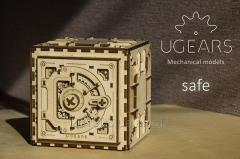 "Mechanical 3D puzzle ""Safe"""
