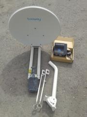 Комплект оборудования для спутникового интернета