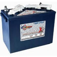 US Battery 12V XC rechargeable battery