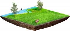 Земельный участок,  земля под постройку.