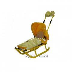 Anmar Active sledge bronze with citreous