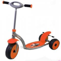 Alexis-Babymix SW-ZS-18201 orange scooter