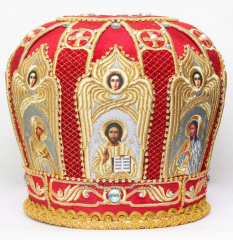 The miter is iyereysky, Kharkiv