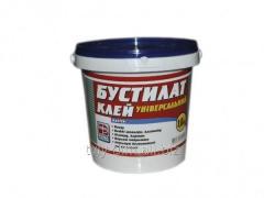 Clay (Bustilat) 1,0kg Sort AColour TM