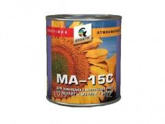 Farba of MA15 2,5kg chervonokorichneva of TM Range