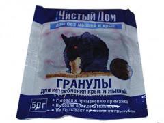 To granule v_d shchur_v that Mischa of 50 g of TM