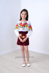 Blouse of Serpnev_ of a barva