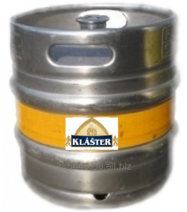 Draft beer Klashter of 11% nepasterizovany light