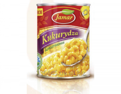 Corn tinned Jamar 400 gr Poland