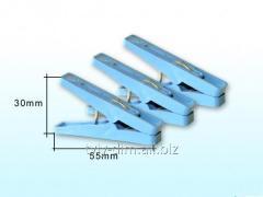 Prishch_pki of 20 pieces (50 mm) plastmasov_ TM