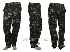 Trousers kamuflyovan_ 4850r (zr_st 182188) TM