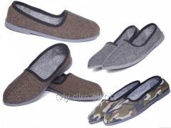 Slippers cholov_ch і, model6, (25 cm) 40 rubles of
