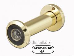 Peephole of dverniya of a plastikov optics (DVZ 2)