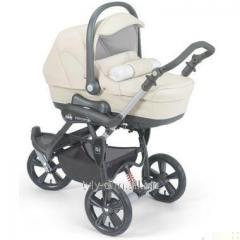 Baby carriage of 3 in 1 Cam Cortina X3 Tris