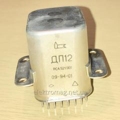 DP-12 RS4.521.901 relay