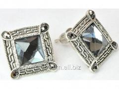 Ear rings (Tsvyashki) art. SG15506 of Tm of Alysa