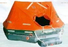 Raft saving inflatable PSN-16MK