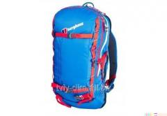 Backpack of Berghaus Arete Couloir 25 orange-blue