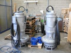 Centrifugal pump Dragflow