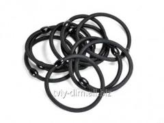 Elastic band for volossya (10 pieces) Luvete