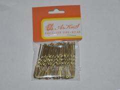 Hairpin for volossya an art. Sh18202 piece Gold