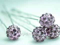 Hairpin for volossya an art. Sh6804/4 4 pieces in