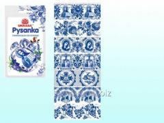 Nab_r prikras for ya¾ts thermo Pisanka 7 pieces