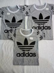 Детская футболка Adidas  8967