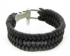 Bracelet of a vizhivaniye of Outdoor SWAT Black