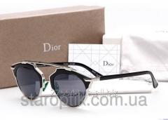 Женские солнцезащитные очки Dior so real - серые