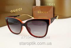 Женские солнцезащитные очки Gucci 62234 цвет