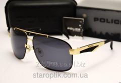 Мужские солнцезащитные очки Police  6814 цвет