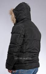 Куртка мужская зимняя пуховик мужской теплый