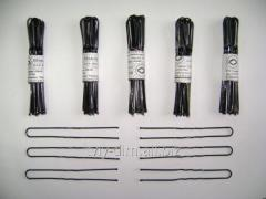 Hairpins for volossya chorn_ dovg_ (10 pieces) TM
