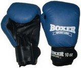 Перчатки боксерские BOXER 10,12 oz (кожвинил)