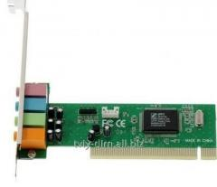 Manli C-Media M-CMI8738-4CH sound card
