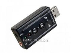 Dynamode C-Media 108 (USB-SOUND7) sound card
