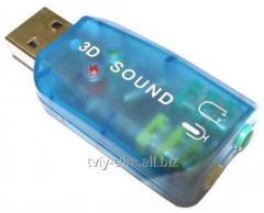 Dynamode C-Media 6 sound card