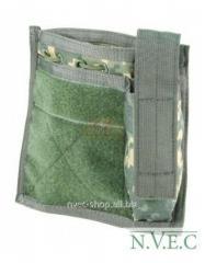 BlackHawk CamEra cartridge pouch with a clip 2 x 7