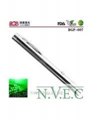 Green laser pointer of BOB Laser BGP-007 - 532nm,