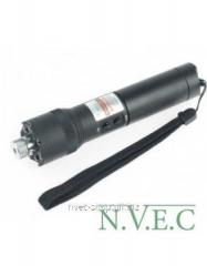 The green laser + 6 LED lamp of BOB Laser BGP-0029