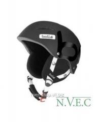 Alpine skiing helmet of B-Style Soft Black 54-58CM