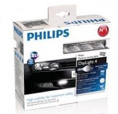 Headlight of a daylight of Philips