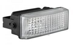 Headlight of working light of Wesem LPR9.46000