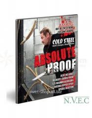 DVD disk Cold STee l Absolute PRoo f Article: VDAP