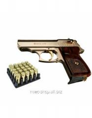 The gun startartovy Ekol Lady 9 of mm - sateen