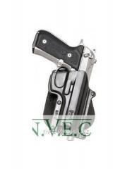 Fobus holster for Beretta 92F/96 - Black the
