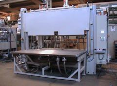 Automatic electromechanical press of MAG-05,