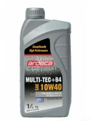 Ardeca 10W-40 Multi-tec engine oil + 1 l